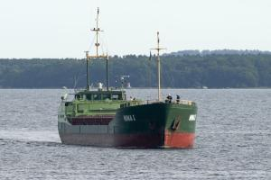 Photo of NINA 1 ship