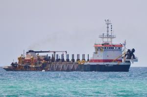 Photo of B.E. LINDHOLM ship