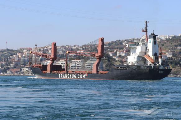 MV ALESSIA (MMSI: 215770000)