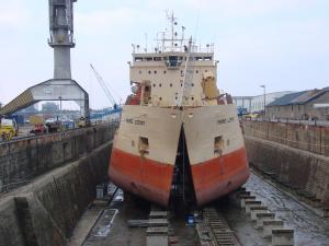 Photo of INAI TECOMA ship