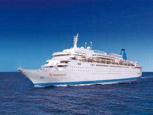 Photo of Thomson Dream ship