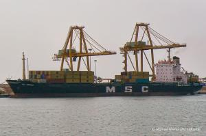 Photo of MSC ANTONIA ship