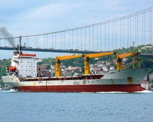Photo of BARRY ship