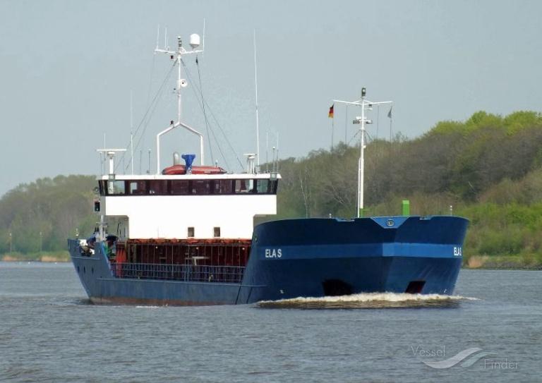 ELA S (MMSI: 374406000) ; Place: Kiel_Canal, Germany