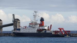Photo of METEOR ship