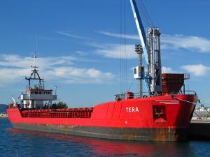Photo of NS TERA ship