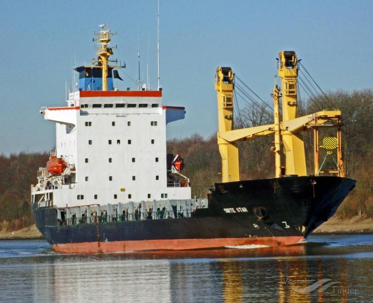AMAL S (MMSI: 0) ; Place: Kiel_Canal/ Germany