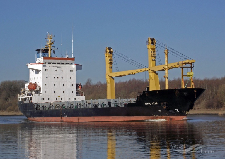 AMAL S (MMSI: 0) ; Place: Kiel_Canal