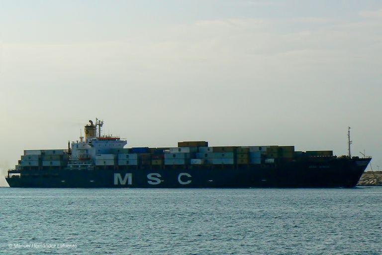MSC AYALA photo