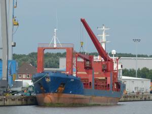 Photo of ESER ship