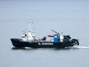 Photo of FJORDKABEL ship