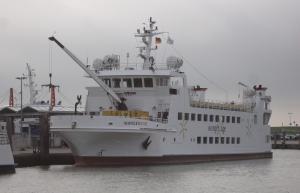 Photo of WANGEROOGE ship