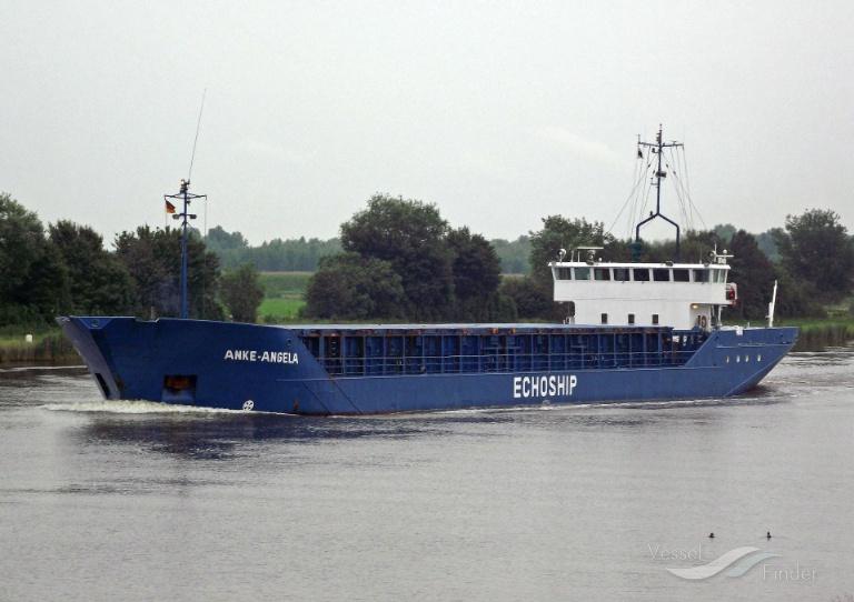 ANASTASIA (MMSI: 239855900) ; Place: Kiel_Canal