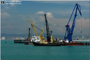 Photo of BARBAROS-3 ship