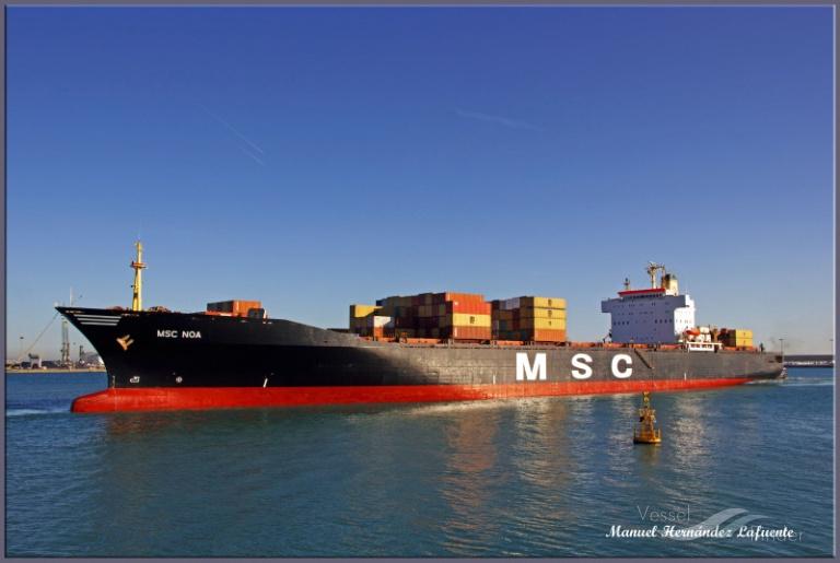 MSC NOA photo