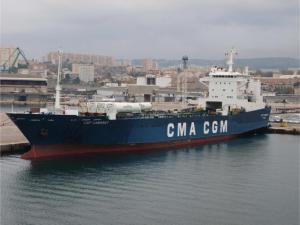 Photo of CAP CAMARAT ship