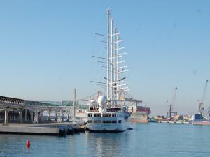 Photo of Wind Star ship