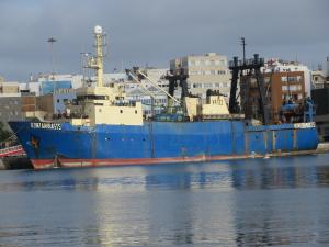 Photo of DZINTARKRASTS ship