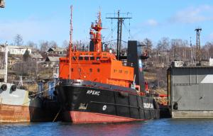 Photo of IRBIS ship
