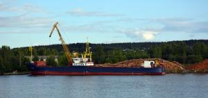 Photo of STK-1008 ship
