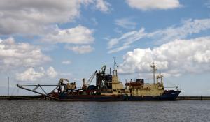 Photo of ODIN R ship