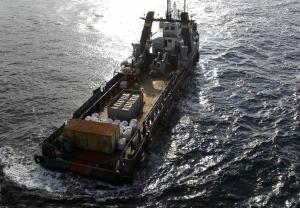 Photo of INYA ship