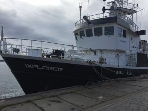 Photo of KINFISH ship