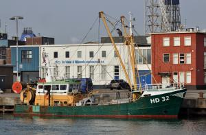 Photo of HD32 KLAASJE ship