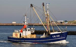 Photo of UK 156 POOLSTER ship