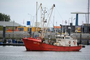 Photo of WR112 ZWAANTJE ship
