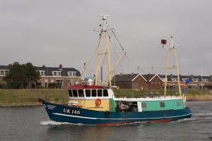 Photo of UK146 ALBERT ship