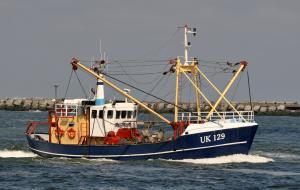 Photo of UK129  JOHANNES ship