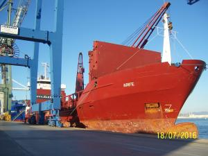 Photo of MV SPAN ASIA 29 ship