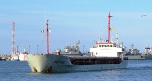 Photo of REGGAE ship