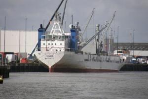 Photo of FIONA ship