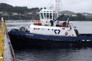 Photo of FFS ATLAS ship