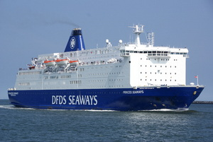 Photo of PRINCESS SEAWAYS ship