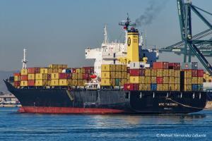 Photo of MSC SARDINIA ship