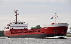 Photo of JAN V ship