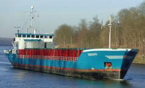 Photo of FREDO ship