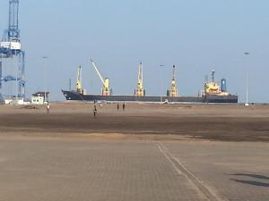 Photo of HAJ WALID ship