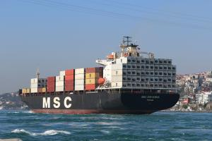 Photo of MSC GIOVANNA ship