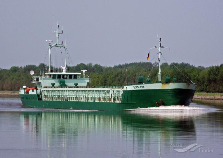 SCANLARK (MMSI: 375354000) ; Place: Kiel_Canal/ Germany