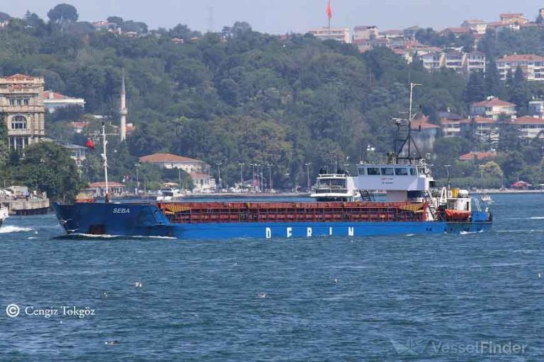 MV SEBA