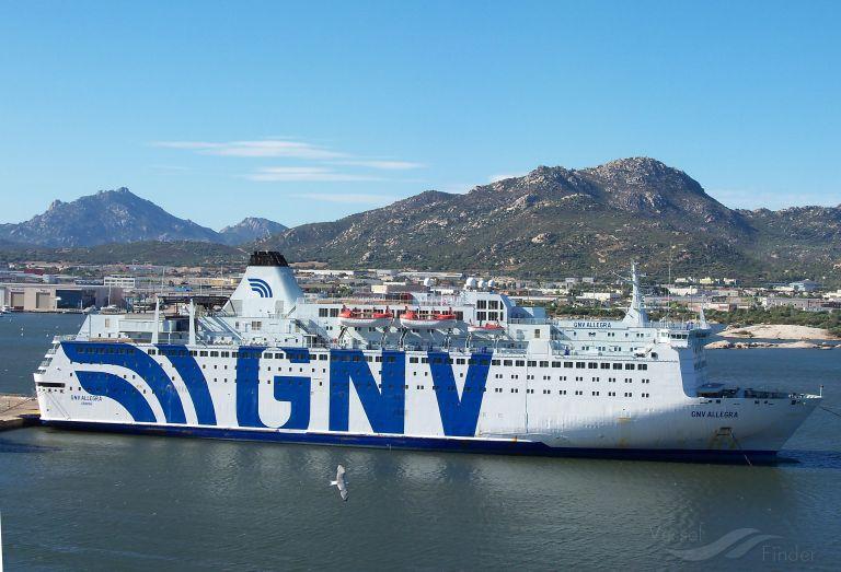GNV ALLEGRA photo