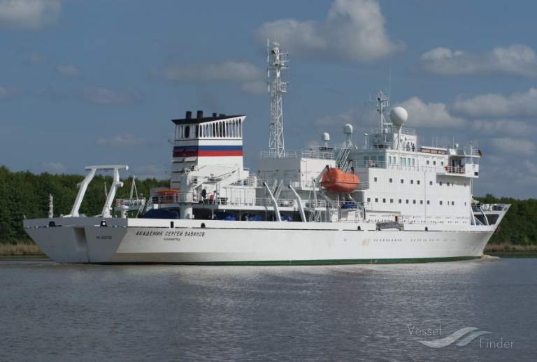 AKADEMIK S. VAVILOV photo
