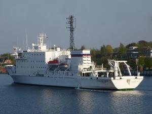 Photo of AKADEMIK IOFFE ship