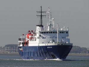 Photo of ORTELIUS ship