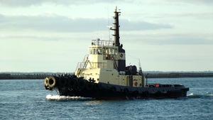 Photo of WALAN ship