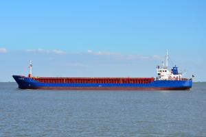 Photo of SIMON B ship